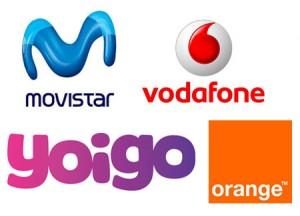 スペインの携帯電話会社