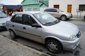 Argentine Rental Car
